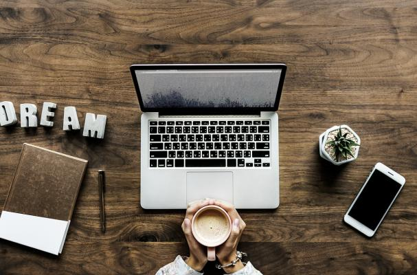Blogging with Coffee