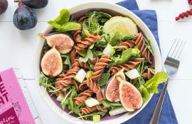 Fig and allergen free pasta