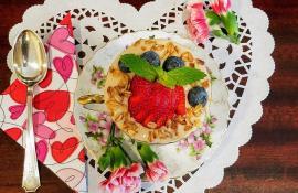 Stonyfield® Organic Kids® yogurt parfait
