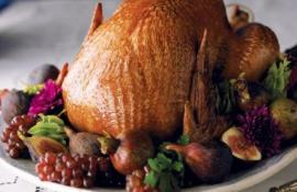 Maple roasted Turkey