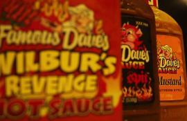 Famous Dave's BBQ Sauces