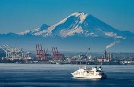 Windstar Cruises Seattle