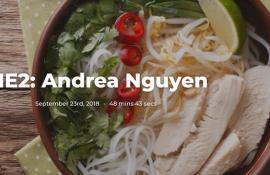 Hungry for Words episode 2: Andrea Nguyen