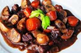 beouf bourgignon