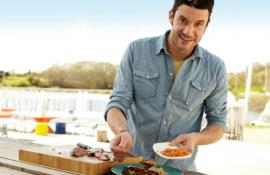 Sam Talbot Offers Advice to Paula Deen