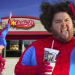 Carl's Jr. Giveaway Dress Like Spider-Man on July 4th