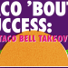 Taco Bell Takeover Infographic
