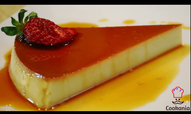 Flan Vanilla Cake